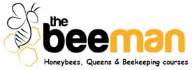 Honeybees, Queens & Beekeeping courses