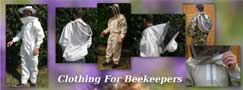 Quality Beekeeper Clothing From Somerset